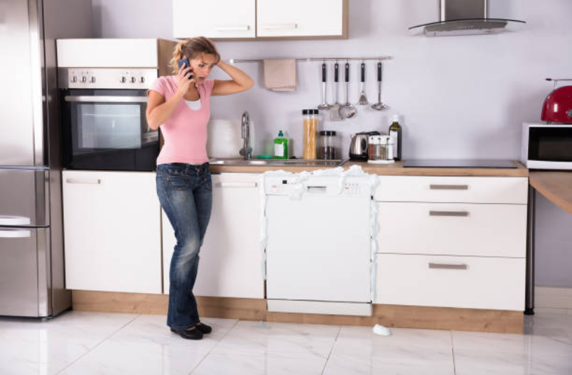 dishwasher repair westport